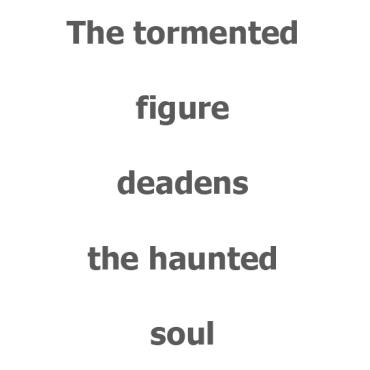 3500 Series 1, Poem